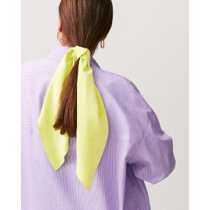 8.5折 香芋紫衬衫€58上新:COS 2020新款上市 马卡龙色系简约风走起来