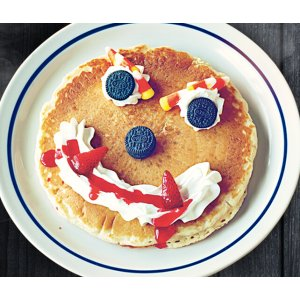 儿童获免费 pancake 一份预告:IHOP 10月31日 7AM-10PM 万圣节门店活动