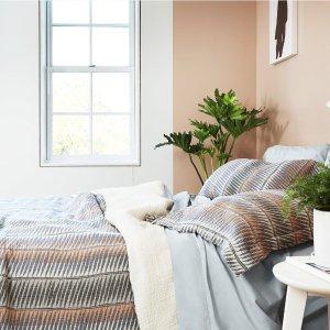 额外8.5折 开启格调家居体验新品上市:Allswell 全新高端奢华床品、家纺用品热卖
