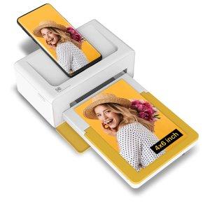 "Kodak Dock Plus 4x6"" Portable Instant Photo Printer"