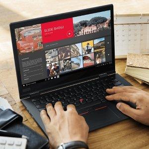 享额外85折, i7八代+512G固态 $722最后一天:Lenovo ThinkPad系列再降 X1C6旗舰, 三代Tablet