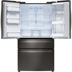 LG LMXS30776D 36 Inch 4门冰箱