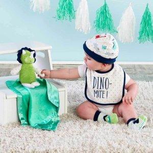 Baby Aspen恐龙5件套礼盒