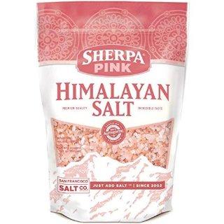 $14.24 美亚销冠Sherpa 喜马拉雅粉盐 超细研磨 5磅