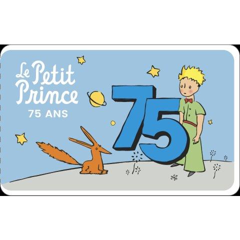 6月17日发售12枚不干胶邮票预告:Le Petit Prince小王子 75周年珍藏版邮票册即将发售