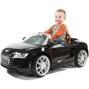 $99.00Rollplay Audi 奥迪 R8 Spyder 6伏 电动车玩具