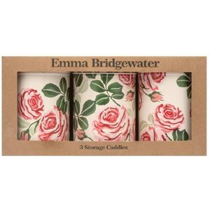 Emma Bridgewater圆形储物盒 3只