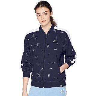 From $27.87+Free ShippingPUMA Women's Classics Logo T7 Track Jacket
