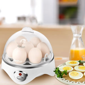现价£12.99(原价£25)SimpleTaste 电动煮蛋器特卖