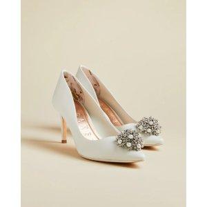Ted Baker珍珠高跟鞋