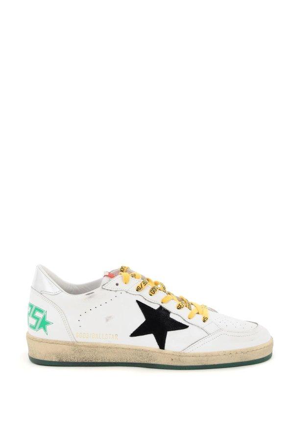 ball star 男士小脏鞋