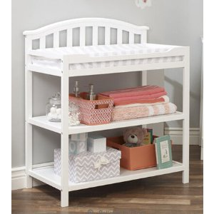 sorelleSorelle Berkley Changing Table - White