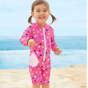 Today Only: 50% Off + FSAll Kids Swims @ Lands' End