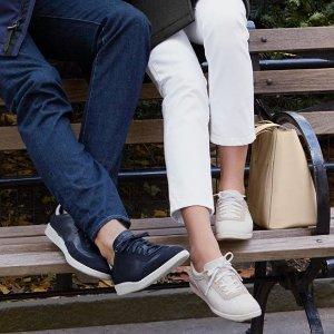 买1双7折,买2双6折Cole Haan 春夏新款女鞋热卖 收舒适牛津鞋
