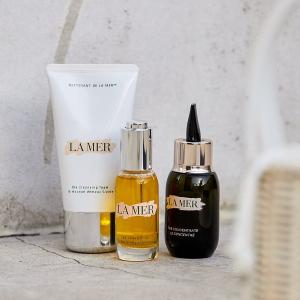 满送价值$471的6重豪礼+新人8.5折独家:La Mer 美妆护肤品热卖 收神奇面霜套装