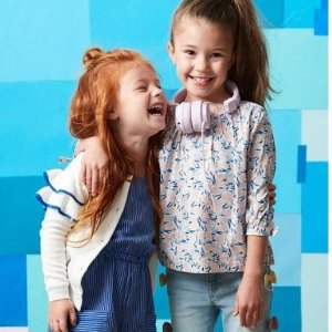 $25 Off on $100 or MoreSitewide Sale @ Gymboree