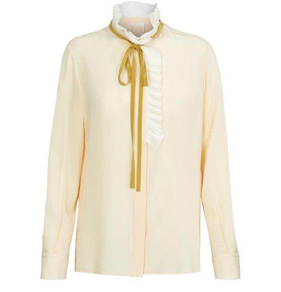 Silk 衬衣