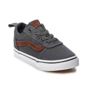 Up to 50% Off + Extra 15% OffVans Kids Skate Shoes Sale @ Kohl's