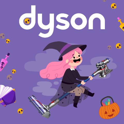 立减$100 仅$399 送5个清洁头Dyson V7 无绳吸尘器 入门级魔法扫帚 留学生/小家庭必备