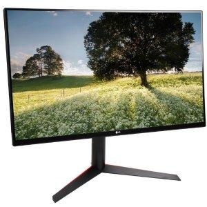 $294.99LG 32GK650F-B 32吋 2K 144Hz FreeSync 显示器