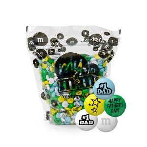 Pre-Designed Father's Day M&M'S 2 lb Bulk Candy | M&M'S® - mms.com