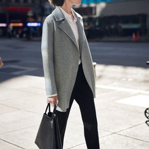 低至3折+皮草外套¥4000+直邮中国Theory 服装上新,羊毛外套仅¥2000+,兔毛长裙¥2000+