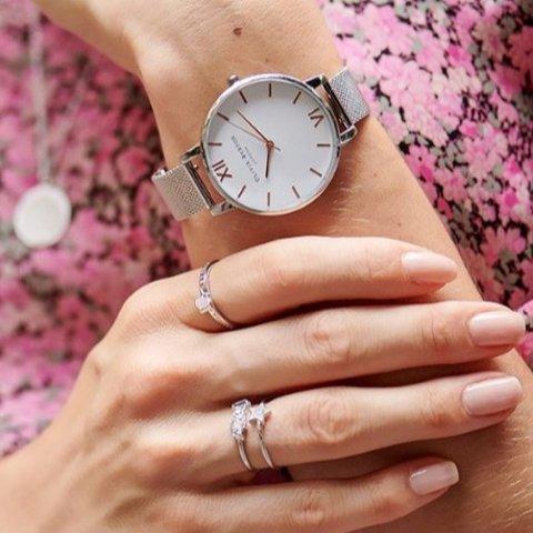 低至2.2折 满£40送手链Swarovski、OB、DW 臻选饰品、手表 折扣热卖