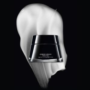 送同系列面膜(价值$180)Giorgio Armani 黑钥匙护肤送正装 抗氧化拯救烂脸 齐名la mer