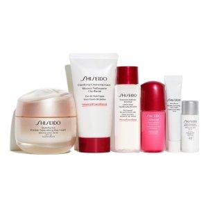 Shiseido$126 ValueUltimate Age Defense Wrinkle Smoothing Set
