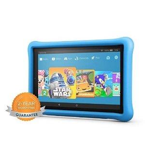 史低价:Amazon 新款Fire HD 8/10儿童专用平板电脑 32GB