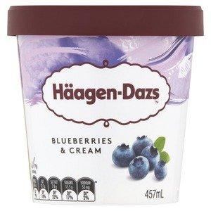Häagen·Dazs蓝莓冰激淋
