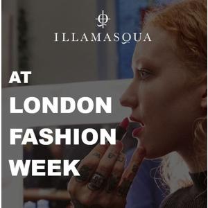 变相74折 售价£62(价值£83)Illamasqua 精选彩妆套装 伦敦时装周达人美妆必备
