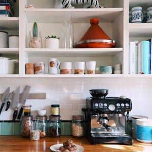 低至6折 送价值高达$231咖啡豆Breville 高颜值咖啡机热卖 来杯暖暖的咖啡吧