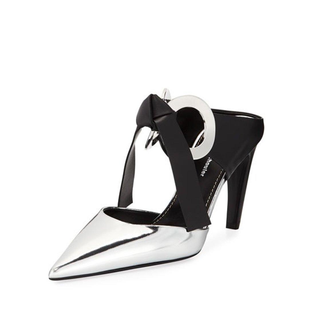 Plus Rings 经典穆勒鞋
