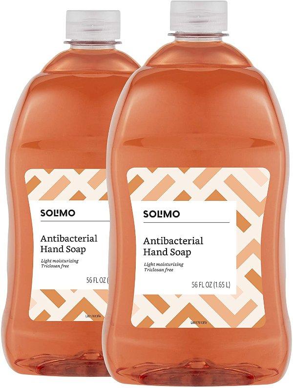 抗菌洗手液补充装 56oz x 2瓶