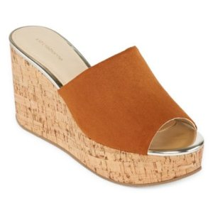 abe3ac7a84645 Women s Sandals   JCPenney Buy One Get Two For Free - Dealmoon