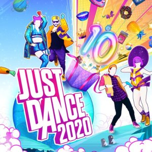 变相6折 €35.74回家嗨Just Dance 2020 定价优势 首首金曲 宅家尬舞