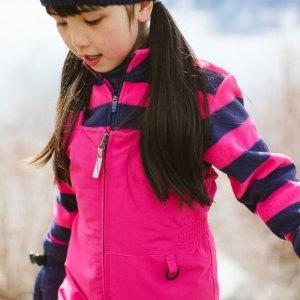 2.5折起+额外最高7折+新用户8折Hanna Andersson 促销区童装热卖 羽绒服和雪裤低价捡漏