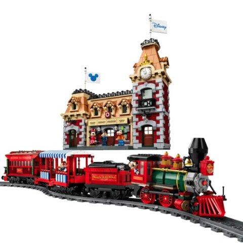 精选7折起 一起蹲对角巷LEGO 乐高官网9月热卖 迪士尼火车补货