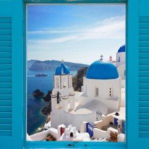 $1199起 含机票+酒店+渡轮+早餐希腊雅典+圣托里尼+米科诺斯岛9天自由行