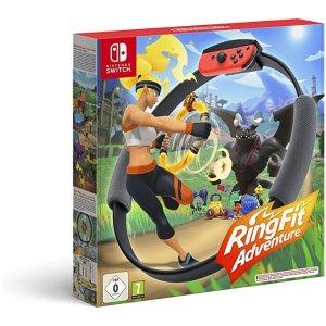 Nintendo健身环大冒险 (Nintendo Switch)