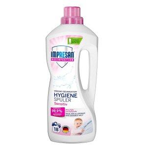 1.5L仅€2.45 宝宝也能用Impresan 衣物消毒洗剂 杀死99%的细菌 适用于婴儿等敏感人群