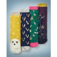 女童袜子4双