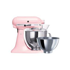 KitchenAidKSM160 搅拌机粉色