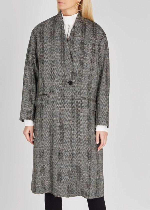 etolie Henlo 羊毛外套