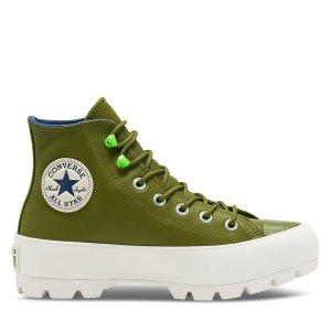Converse高帮靴