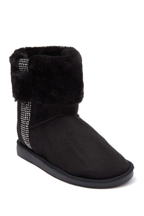 女童雪地靴