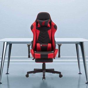 $169.99(原价 $219.99)史低价:HAWGUAR 人体工学电竞椅热卖 舒服办公学习和游戏