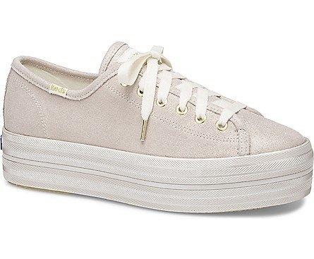 x kate spade 合作款增高鞋