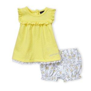 低至2折+免邮Calvin Klein 儿童服饰年中大促 儿童内衣超好价